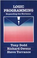 Cover of: Logic Programming