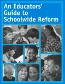 Cover of: Educators' Guide to Schoolwide Reform
