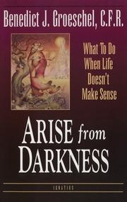 Cover of: Arise from darkness