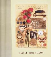 Cover of: Family Memory Album