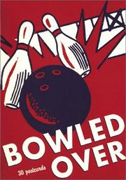 Cover of: Bowled Over