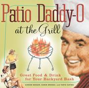Cover of: Patio Daddy-O at the grill