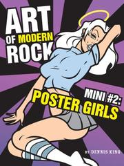 Cover of: Art of Modern Rock: Poster Girls - Mini #2