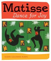 Cover of: Matisse Dance with Joy