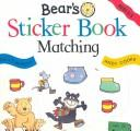 Cover of: Bear's Sticker Book