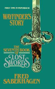 Cover of: The Seventh Book of Lost Swords: Wayfinder's Story (Books of Lost Swords)