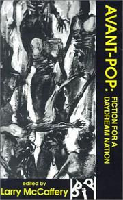 Cover of: Avant-pop