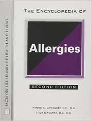 Cover of: The Encyclopedia of Allergies (Facts on File Library of Health and Living)