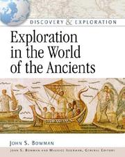 Cover of: Exploration in the World of the Ancients (Discovery and Exploration)