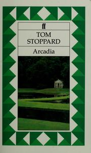 Cover of: Arcadia: a play