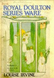 Cover of: Royal Doulton Series Ware (Vol. 3)
