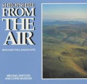 Cover of: Shropshire from the Air
