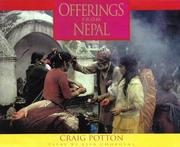 Cover of: Offerings from Nepal