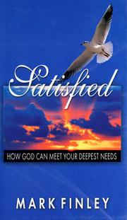 Cover of: Satisfied
