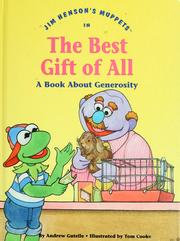 Cover of: Jim Henson's Muppets in The best gift of all