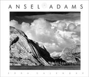 Cover of: Ansel Adams 2004 Engagement Calendar