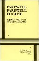 Cover of: Farewell, Farewell, Eugene.