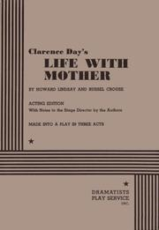Cover of: Life With Mother.