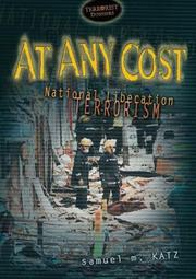 Cover of: At Any Cost