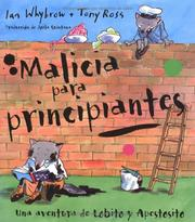 Cover of: Malicia Para Principiantes/badness For Beginners
