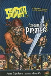 Cover of: Twisted Journeys 1: Captured by Pirates (Twisted Journeys)