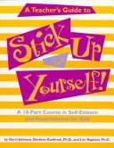 Cover of: Teachers Guide to Stick Up for Yourself