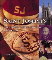 Cover of: Saint Joseph's, Philadelphia's Jesuit University: 150 Years