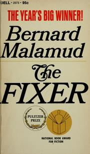 Cover of: The fixer