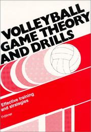 Cover of: Volleyball Game Theory and Drills