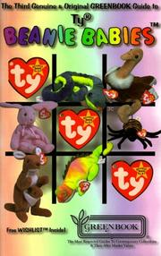 Cover of: The Third Genuine & Original GREENBOOK to Ty Beanie Babies