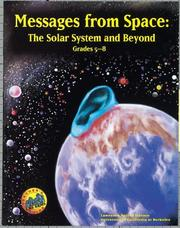 Cover of: Messages from Space: The Solar System and Beyond