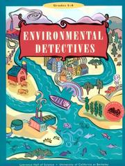 Cover of: Environmental Detectives (Great Explorations in Math and Science)