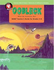 Cover of: Oobleck