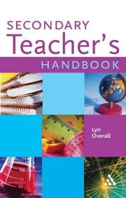 Cover of: The Secondary Teacher's Handbook