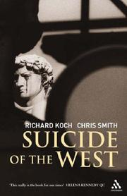 Cover of: Suicide of the West