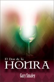 Cover of: El Don de la Honra