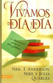 Cover Of Vivamos De Dia En Un Devocional Para Triunfadores