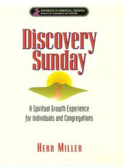 Cover of: Discovery Sunday
