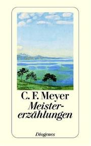 Cover of: Meistererzählungen