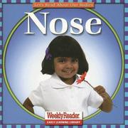Cover of: Nose (Let's Read about Our Bodies)