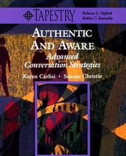 Cover of: Authentic and Aware