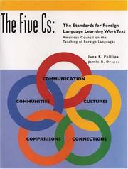 Cover of: Five Cs, The
