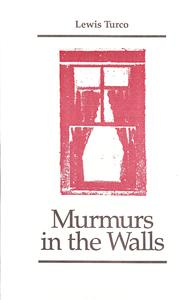 Cover of: Murmurs in the Walls