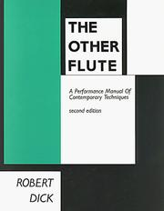 Cover of: The Other Flute