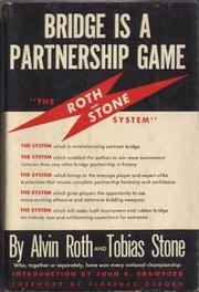 Cover of: Bridge Is a Partnership Game