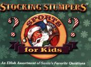 Cover of: Stocking Stumpers for Kids Sports
