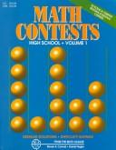 Cover of: Math Contest