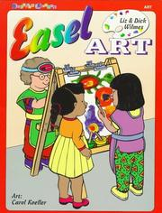 Cover of: Easel Art