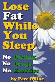 Cover of: Lose Fat While You Sleep