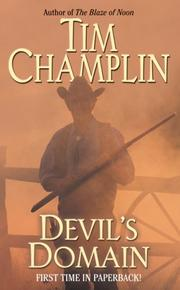 Cover of: Devils' Domain